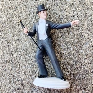 Avon Fred Astaire Barkley's of Broadway figure